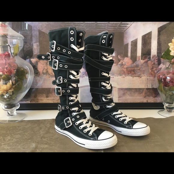 Converse All Star Chuck Taylor Knee High Sneakers